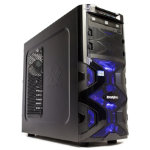 Zoostorm Gaming PC with Intel Core i5 4460 12GB RAM 1TB HDD DVDRW GTX760 2GB Graphics Card and Windows 81