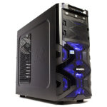 Zoostorm Gaming PC with Intel Core i7 4790 16GB RAM RAM 2TB HDD DVDRW GTX770 2GB Graphics Card and Windows 81