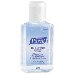 Purell Hygienic Hand Rub Sterile Hand Cleanser 60ml