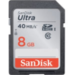 SanDisk Ultra SDXC card 8 GB