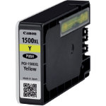 Canon 1500XL Original Yellow Ink Cartridge 9195B001