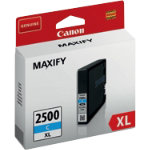 Canon 2500XL Original Cyan Ink cartridge 9265B001