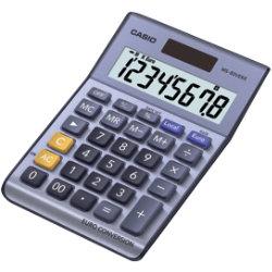 Casio MS80VERII desktop calculator