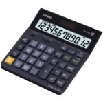 Casio DH 12TER landscape desktop calculator