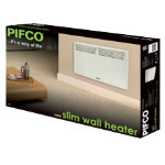 Pifco 1000W slim wall heater