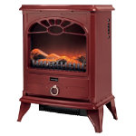 Warmlite 2000W stove fire red