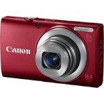 Canon Powershot A2600 16 megapixel digital camera red