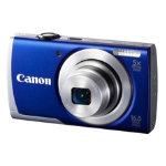 Canon Powershot A2600 16 megapixel digital camera blue