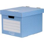 Fellowes Storage Box Multicolour cardboard