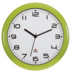 Alba Wall Clock HORNEWV Green