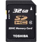 Toshiba 32GB SDHC Card Class 4