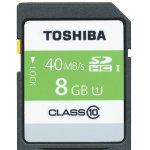 Toshiba 8GB SDHC Card Class 10