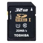 Toshiba 32GB SDHC Card Class 10