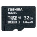 Toshiba 32GB MicroSDHC Card Class 10