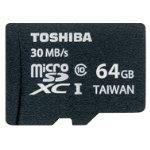 Toshiba 64GB MicroSDHC Card Class 10