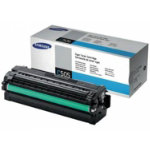 Samsung CLT 505L Original Cyan Toner Cartridge