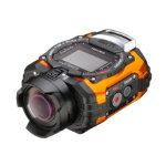 Ricoh WG M1 14 megapixel action camera orange