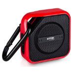 TDK A12 Trek mini wireless outdoor speaker red