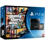 PlayStation 4 and Grand Theft Auto V set