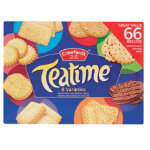 Crawfords Teatime Biscuits 650g