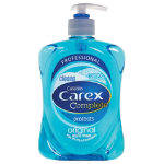 Carex Hand Soap Professional fragrance free 500 ml