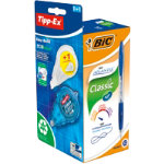 BIC Ballpoint Pen Atlantis 04 mm blue Pack 12