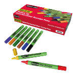 Show me Whiteboard Markers Felt tip Medium Assorted