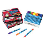 Show me Dry Wipe Markers Fine Point Bullet Assorted