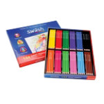 Swash Colouring Pencils Triangular Pack 144