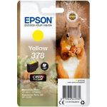 Epson 378 Original Ink Cartridge C13T37844010 Yellow