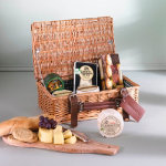One4all Irish Cheese gift basket