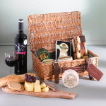 One4all Irish Wine Cheese gift basket