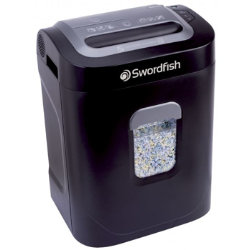 Swordfish 1200XXCD cross cut paper shredder