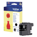 Brother LC121BK Original Black Ink Cartridge