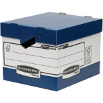 Fellowes Bankers Box blue pack of 10
