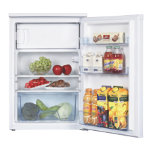 Statesman 113L under counter fridge with 4 ice box