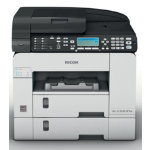 Ricoh Aficio SG3120B A4 battery powered colour geljet multifunction printer