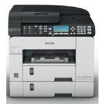 Ricoh Aficio SG3120B A4 battery powered colour geljet multifunction printer
