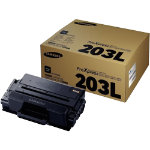 Samsung D203L Original Black Toner cartridge MLT D203L ELS