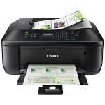 Canon PIXMA MX395 all in one inkjet printer