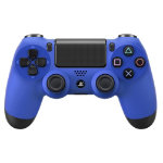 Sony PlayStation PS4 DualShock 4 Wireless Controller Blue Wave