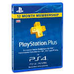 Sony PlayStation Plus Card 365 Days PS4