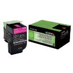 Lexmark Original Magenta Toner Cartridge 80C2SM0