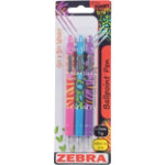 Zebra Ballpoint pen Z Grip Assorted