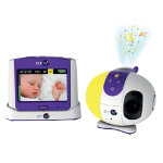 BT 7500 digital video lightshow baby monitor