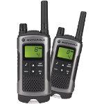 Motorola TLKR T80 two way radio twin pack