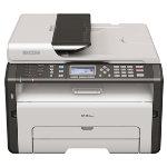 Ricoh SP213SFNW wireless 4 in 1 multifunction mono laster printer