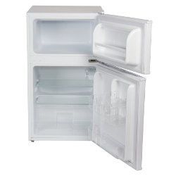 Igenix 87 litre under counter fridge freezer
