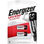 Energizer Batteries General Purpose Miniatures LR1 E90 12 V 2Batteries