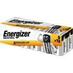 Energizer Batteries Industrial D Pack 12